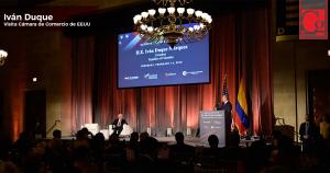 """""""Mi ambición es un mayor acceso de los productos colombianos al mercado estadounidense"""": Duque"""