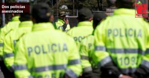 Asesinan a dos policías en Nariño