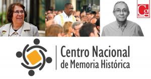 Colectivos de víctimas se retiran del Centro Nacional de Memoria Histórica