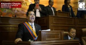 Alejandro-Chacon_presidente-de-la-Cámara-de-Representantes