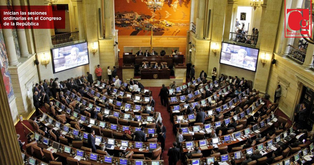 inician-las-sesiones-ordinarias-en-el-congreso-de-la-República