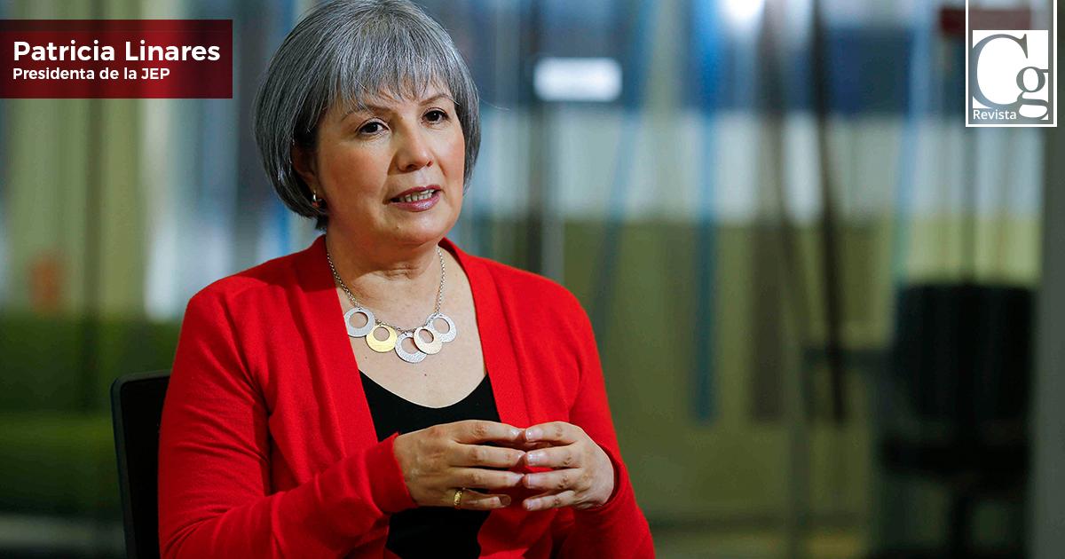 Patricia-Linares,-Presidenta-de-la-JEP