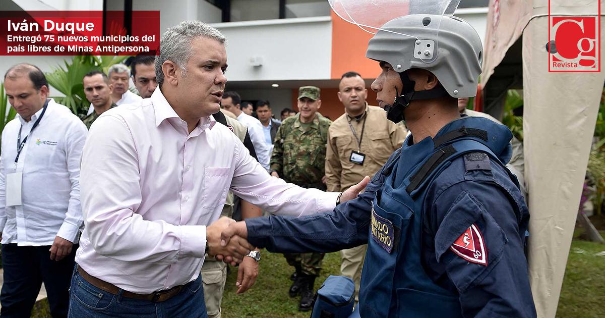 Presidente-Iván-Duque-entregó-75-nuevos-municipios-del-país-libres-de-Minas-Antipersona