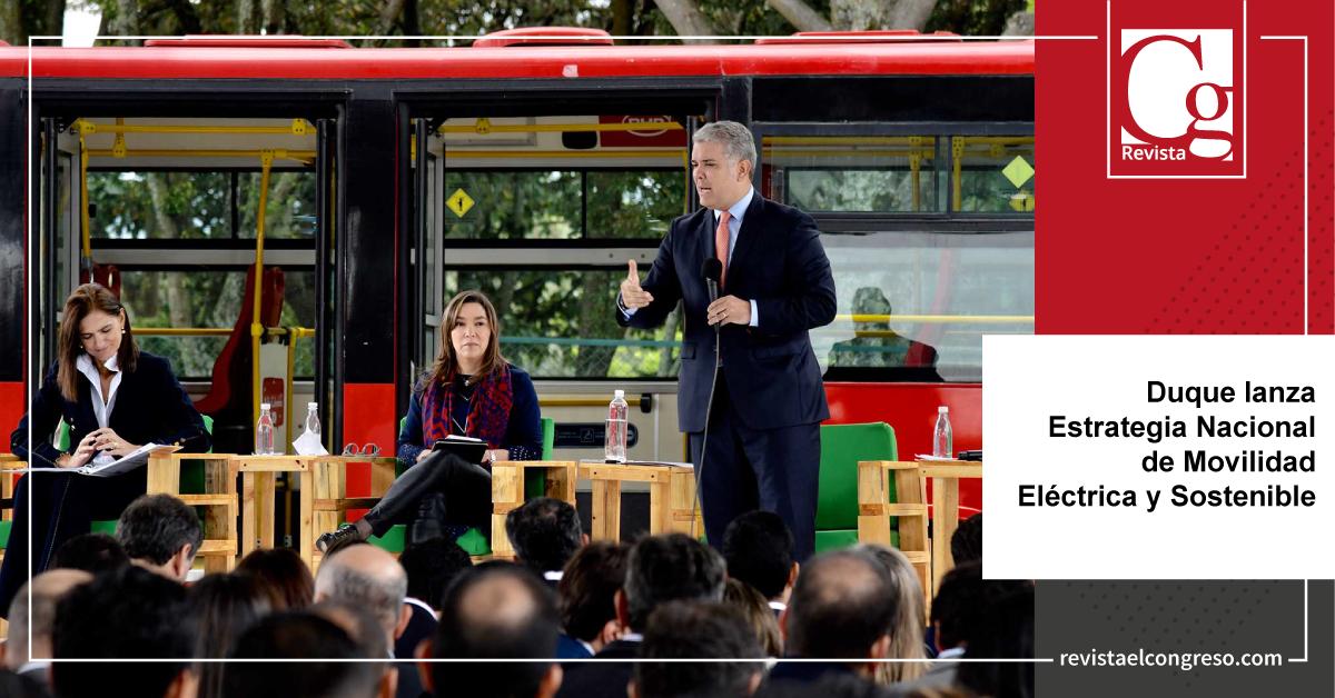 Duque-lanza-estrategia-nacional-de-movilidad-electrica-sostenible