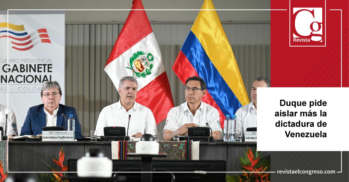Duque-pide-aislar-dictadura-de-Venezuela