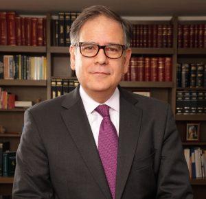 Presidente de la Asociación Colombiana del GLP – GASNOVA, Alejandro Martínez Villegas.