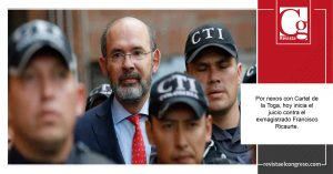 Por nexos con Cartel de la Toga, inició juicio contra exmagistrado Francisco Ricaurte