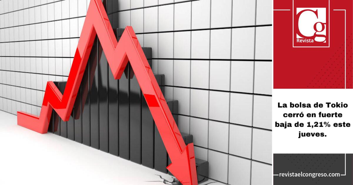 Mercados internacionales preocupados por una posible recesión