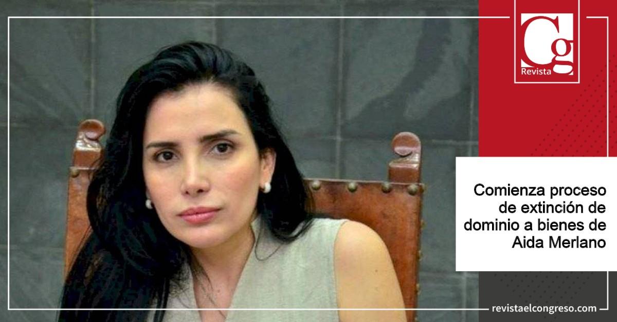 Comienza proceso de extinción de dominio a bienes de Aida Merlano
