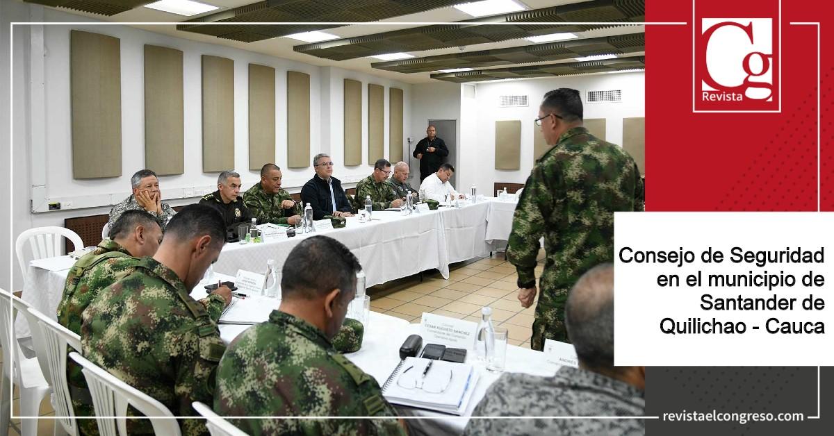 Duque reforzará la seguridad en el departamento de Cauca con 2.500 uniformados