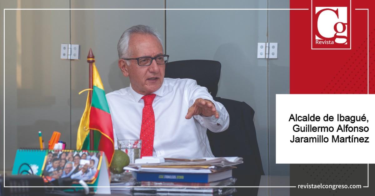 Alcalde de Ibagué, Guillermo Alfonso Jaramillo Martínez