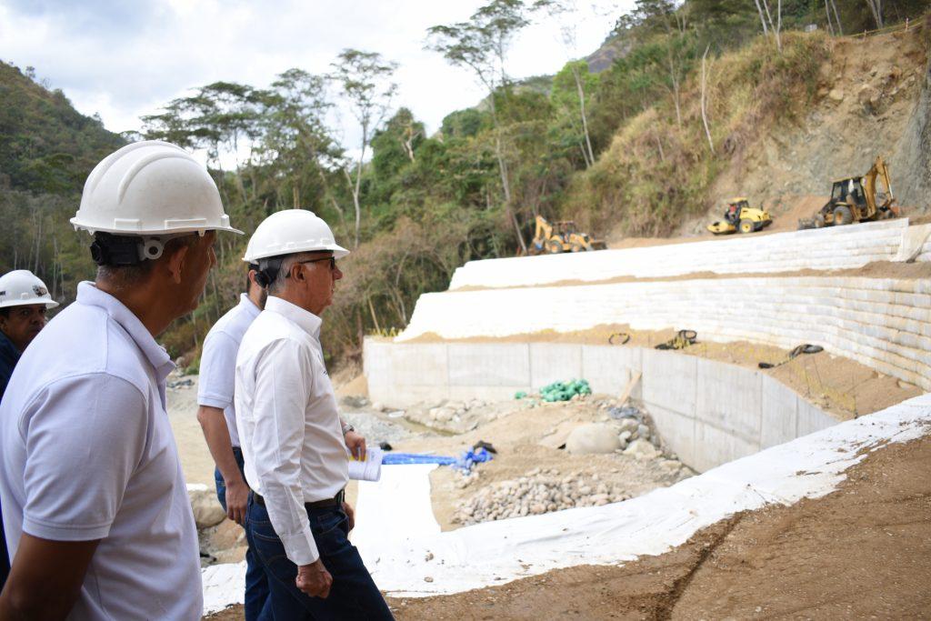 Innumerables obras se efectuaron durante el cuatrienio 2016-2019.