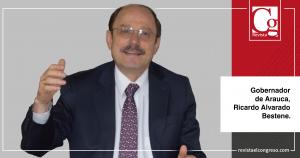 GOBERNADOR DE ARAUCA RICARDO ALVARADO BESTENE