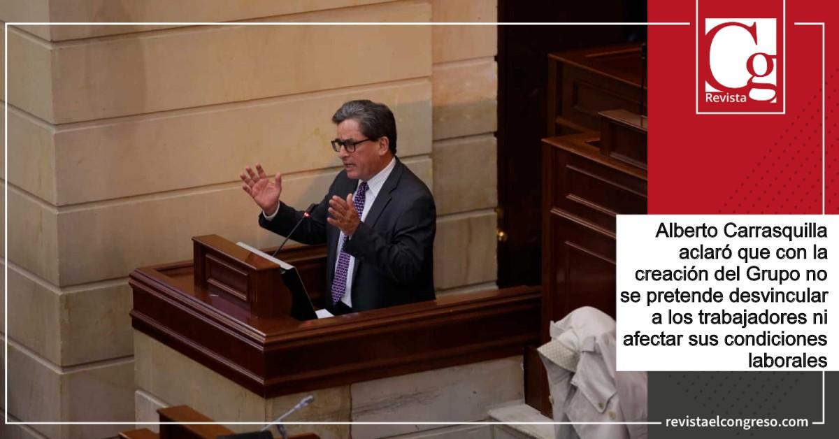 Gobierno Nacional presenta 'Grupo Bicentenario', el Holding Financiero de Colombia
