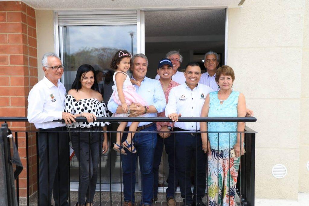 Desde el inicio de la Presidencia de Iván Duque, en agosto de 2018, se han asignado para la capital tolimense 2.234 subsidios del programa Mi Casa Ya, con una inversión que asciende a los $72.562 millones.