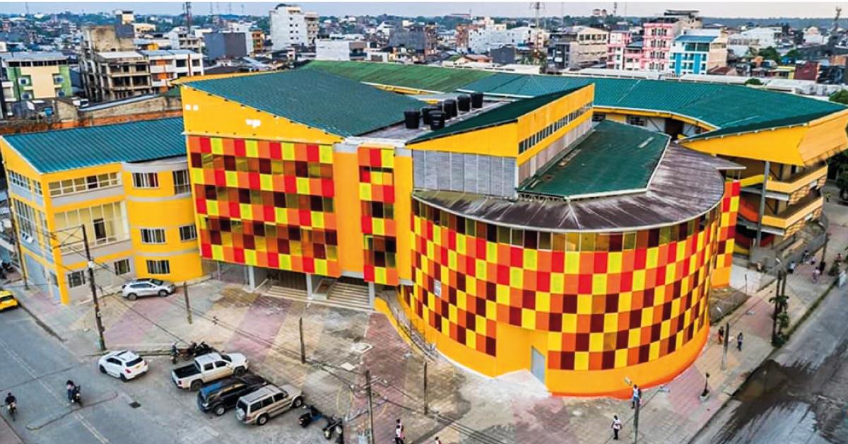 La Alcaldía de Quibdó avanzó en infraestructura educativa, mejorando la calidad de vida de los estudiantes.