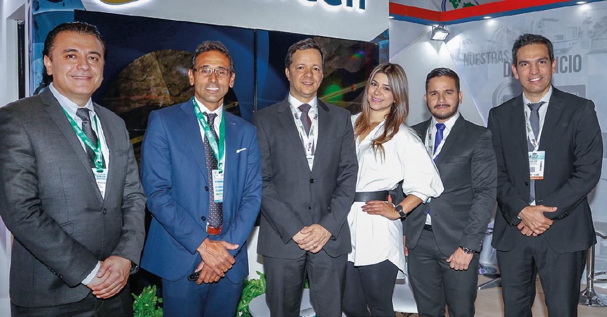 La empresa colombiana participó en la II Cumbre del Petróleo y Gas, el evento más importante del sector de hidrocarburos en el país.
