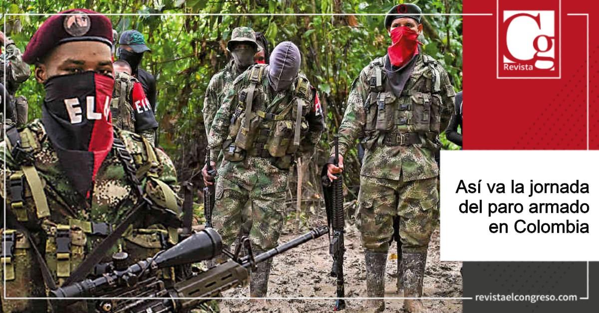 Tras el anuncio del Ejército de Liberación Nacional (ELN) de un paro armado para este viernes 14 de febrero, se han presentado situaciones alarmantes en las regiones más vulnerables del país.