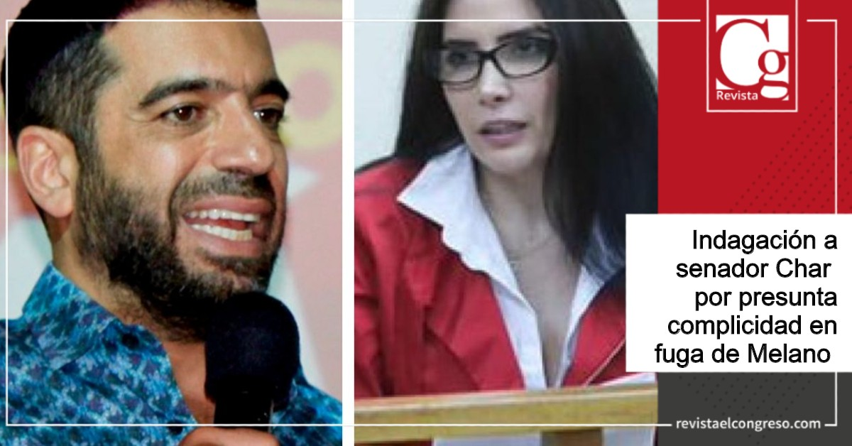 A indagación Arturo Char por presunta complicidad en fuga de Merlano