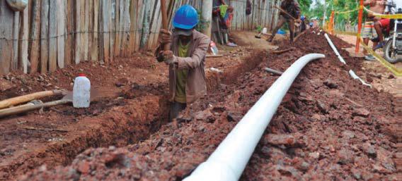Se necesita la inyección de recursos desde el Gobierno Central para reducir las inequidades en las regiones.