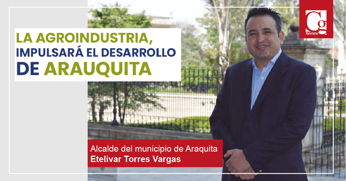 La agroindustria, impulsará el desarrollo de Arauquita