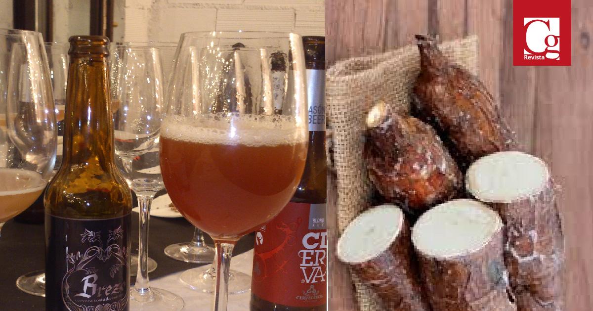 Cerveza a base de yuca, alternativa para mejorar ingresos de Sucre
