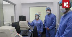 Santander habilitará laboratorios para procesar pruebas de Covid-19