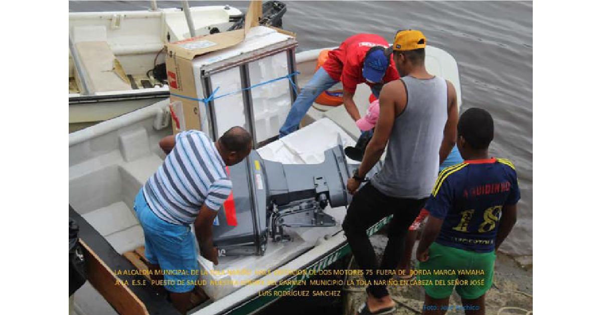 La administración coordina la entrega de bonos y alimentos a las familias más vulnerables