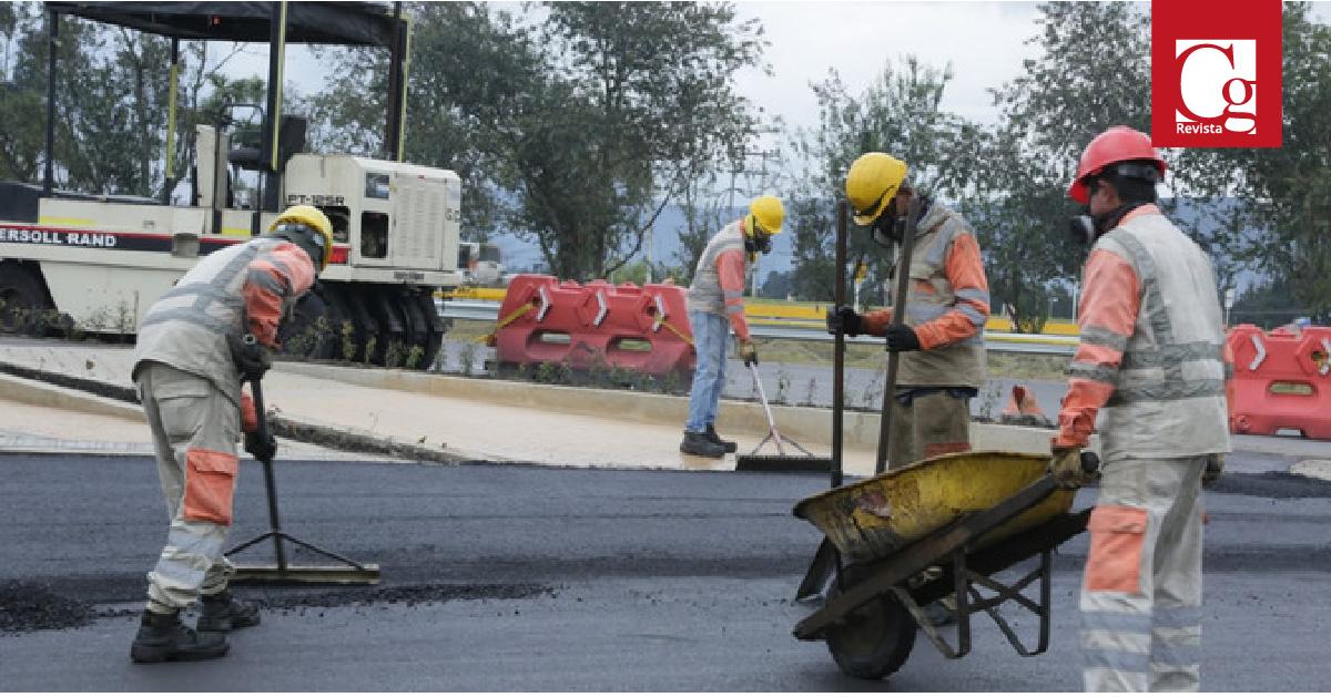 Región central ha retomado más de 13 mil empleos en obras de infraestructura concesionada