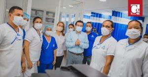Inauguran nuevo hospital en Mompox, Bolívar