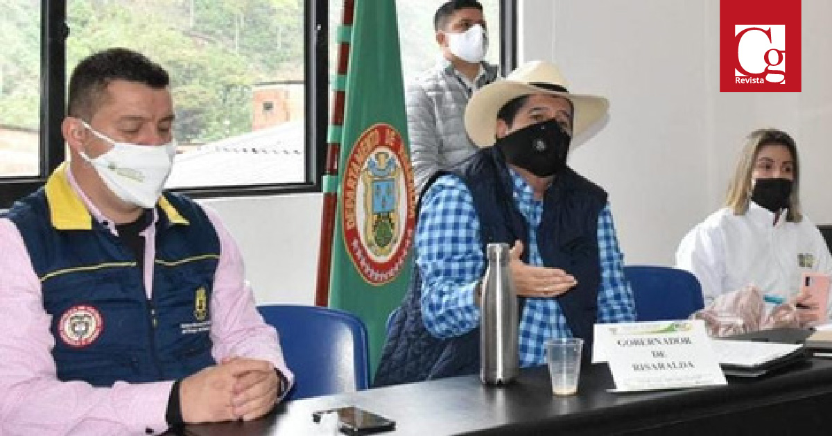Risaralda entrega insumos de bioseguridad a indígenas de Mistrató