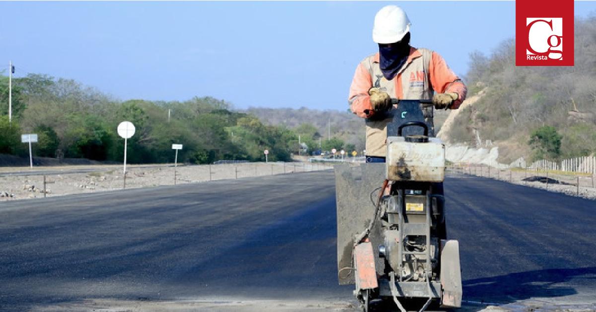 Con más de 7 mil empleos, en la Costa Atlántica avanza reinicio de obras de infraestructura