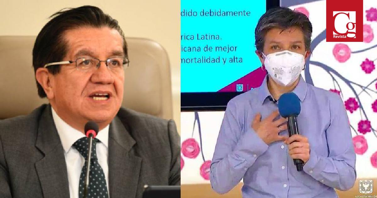 Gobierno Nacional y Alcaldía de Bogotá establecen compromisos para la mitigación del covid-19