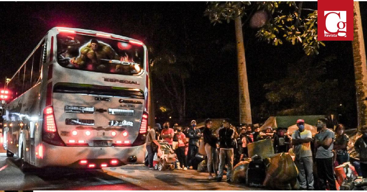 Desde Bucaramanga, 772 venezolanos retornaron a su país de origen