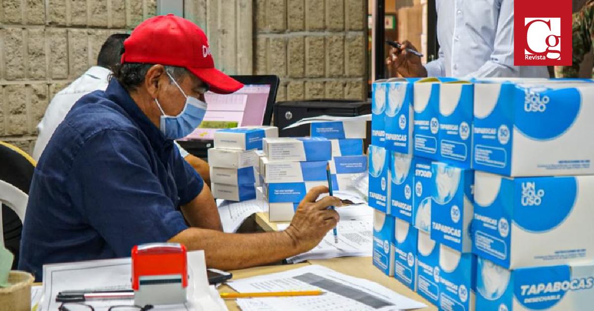 Gobernación de Sucre entregó elementos de bioseguridad a la fuerza pública