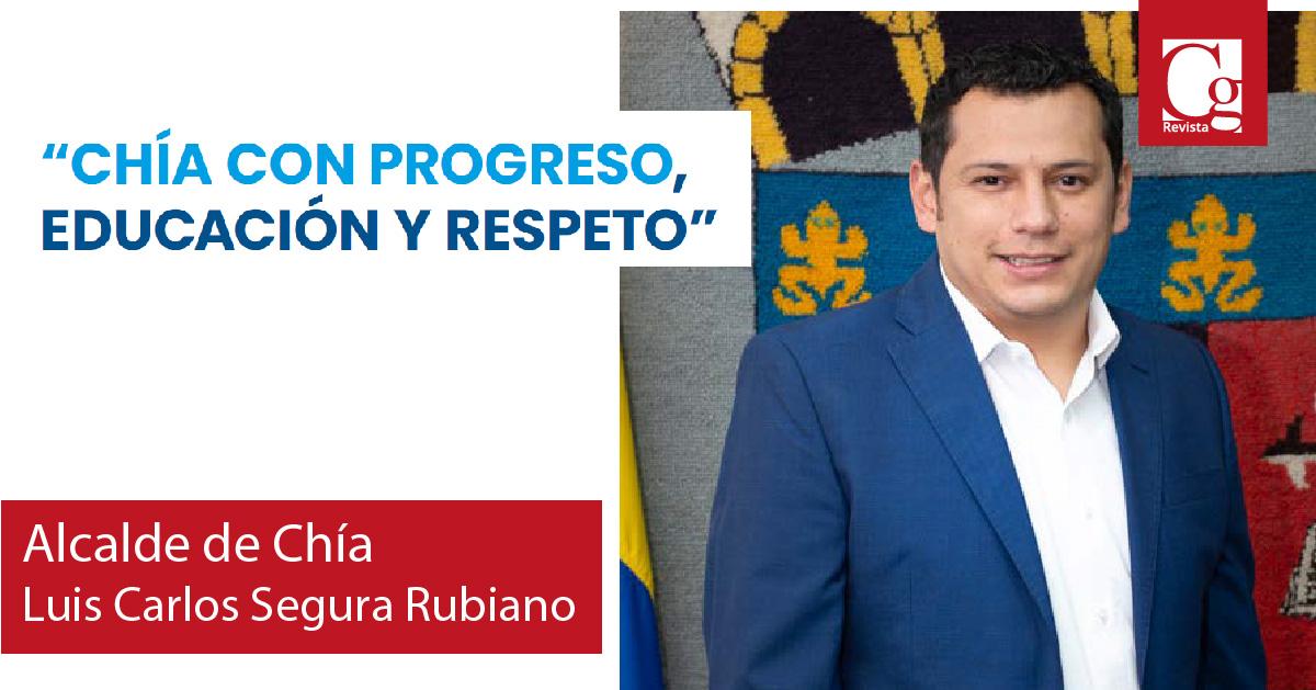 Alcalde de Chía