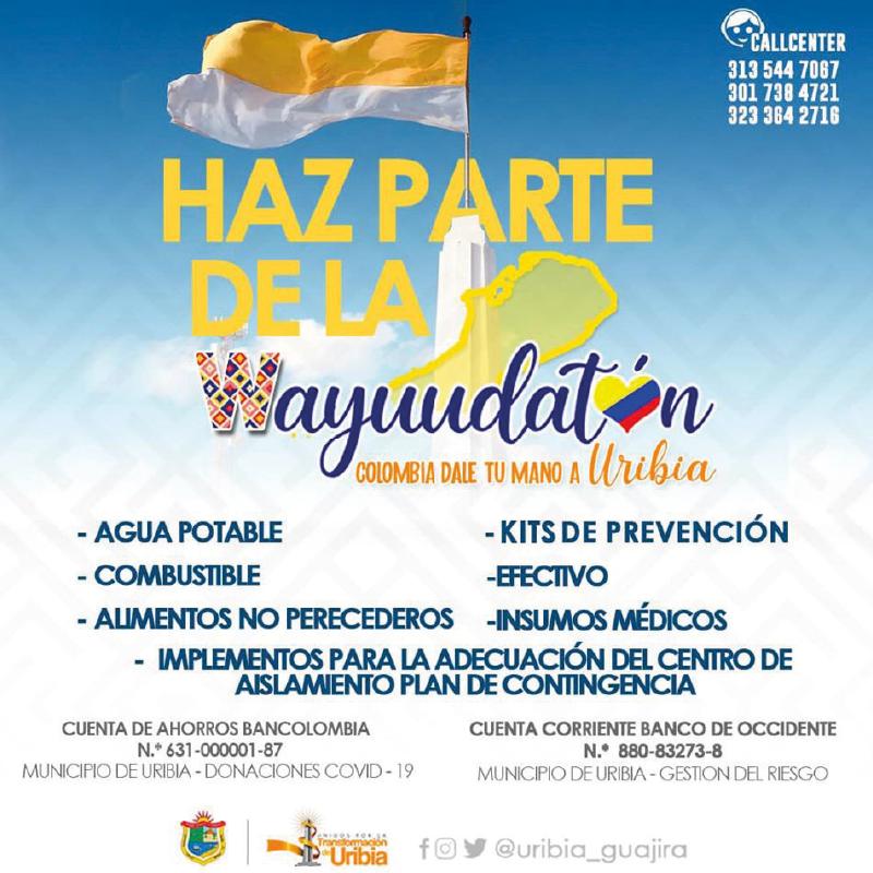 Campaña de Wayuudatón