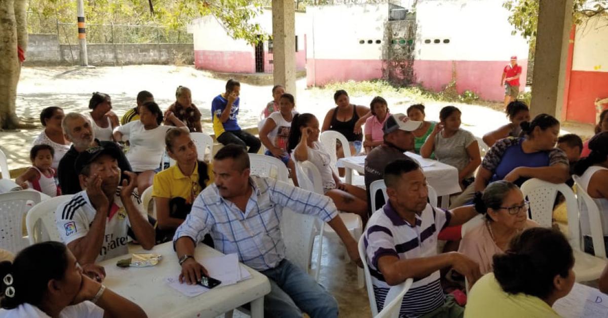 El Alcalde de Tubará trabaja para fortalecer la educación en el municipio.