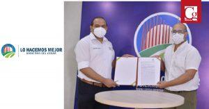 El Cesar firmó convenios para garantizar Matrícula Cero a estudiantes