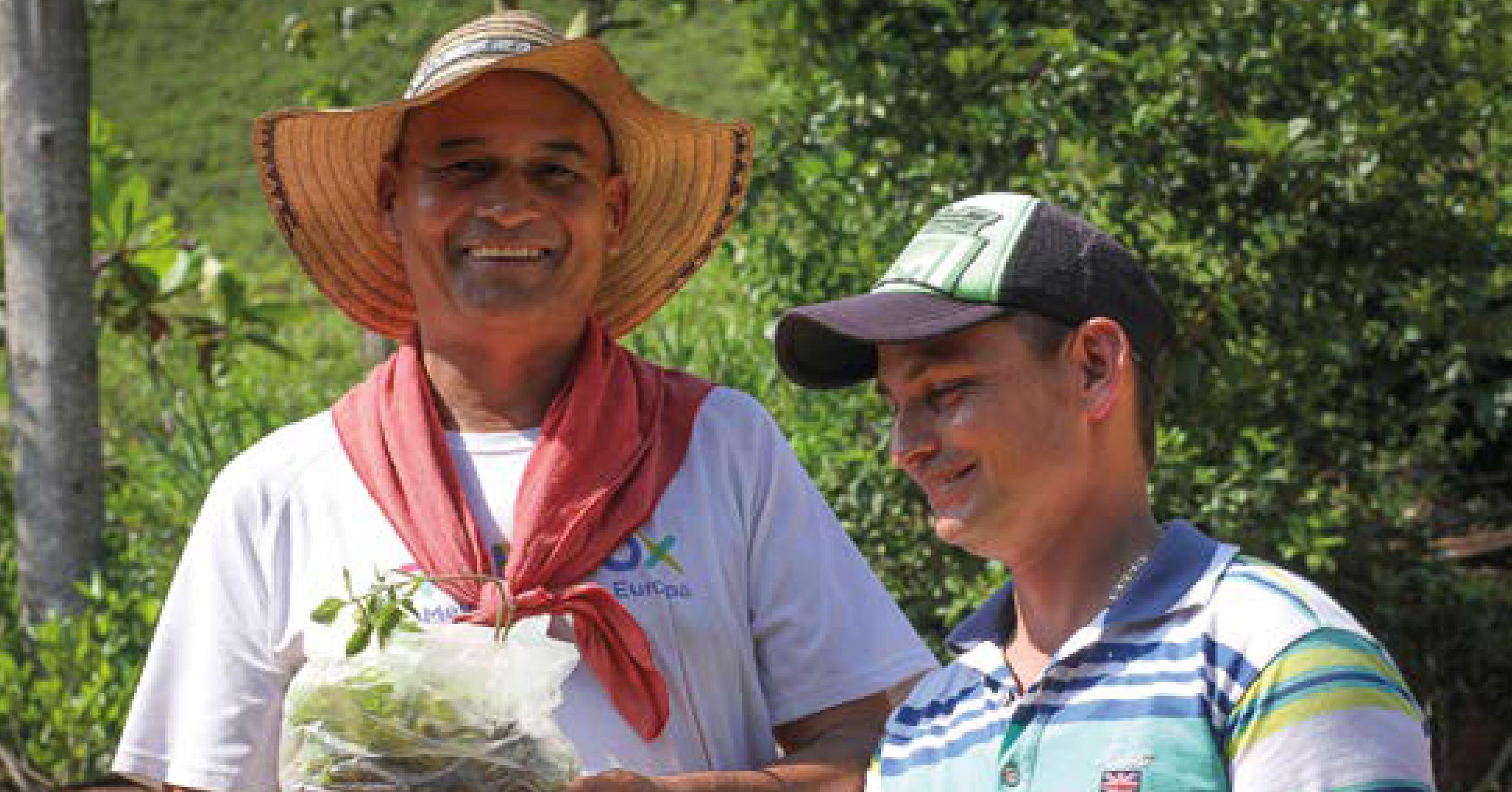 La alcaldía promueve el cuidado del medio ambiente por parte de la comunidad