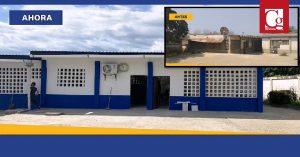 El Ministerio de Educación termina y entrega obras de mejoramiento de la Institución Educativa San Cayetano en San Juan Nepomuceno (Bolívar)