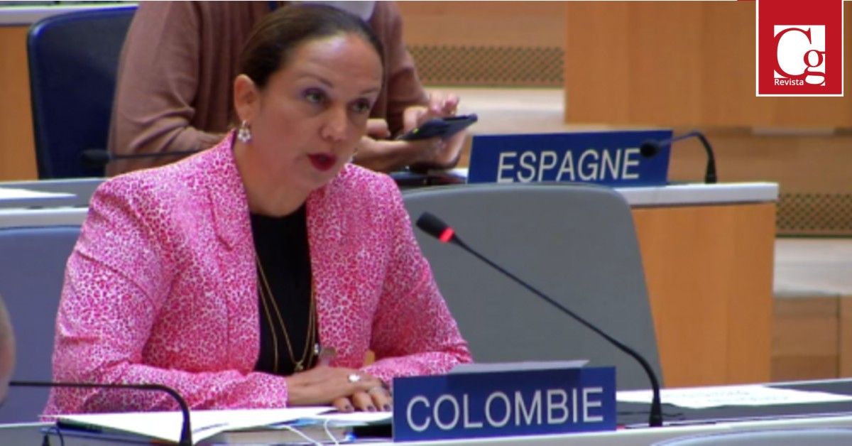 Colombia participa en la 61ª serie de Asambleas de la OMPI