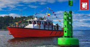 DIMAR celebra 68 años al servicio marítimo del país