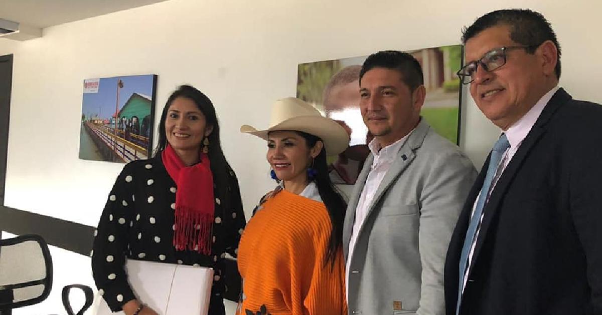 Desde la alcaldía de Paz de Ariporo, se trabaja de manera articulada con el gobernador de Casanare Salomón Sanabria, la senadora  Amanda González y el Representante  Jairo Cristancho.