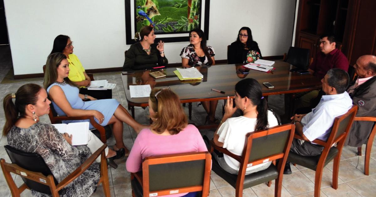Proyección que se acompaña de acciones y viabilizan el cuidado de la comunidad.