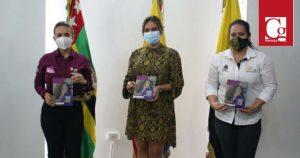Se fortalecen alianzas para la protección de las mujeres barranqueñas