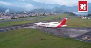 El Aeropuerto de Manizales reiniciará operaciones el 23 de septiembre