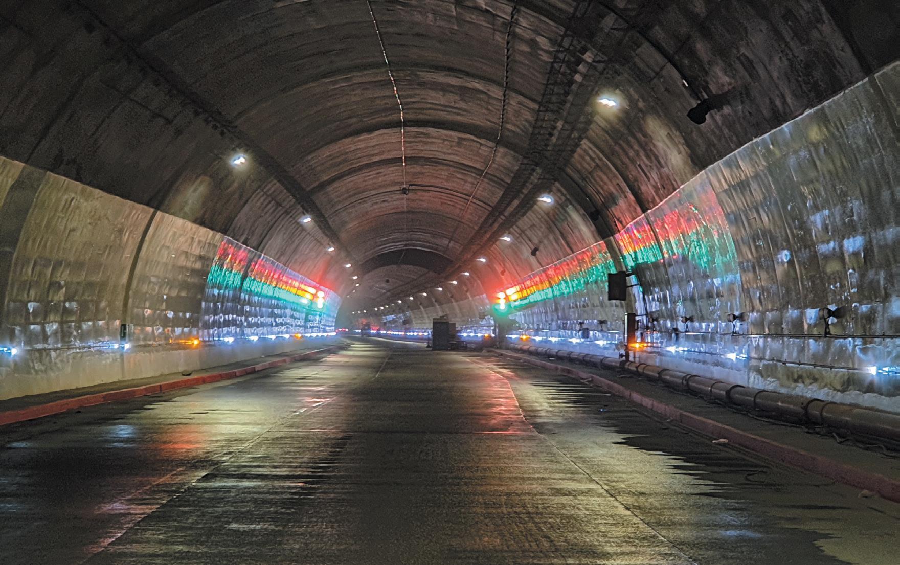 El Túnel de La Línea ahorrará 20 kilómetros de recorrido entre Calarcá y Cajamarca.