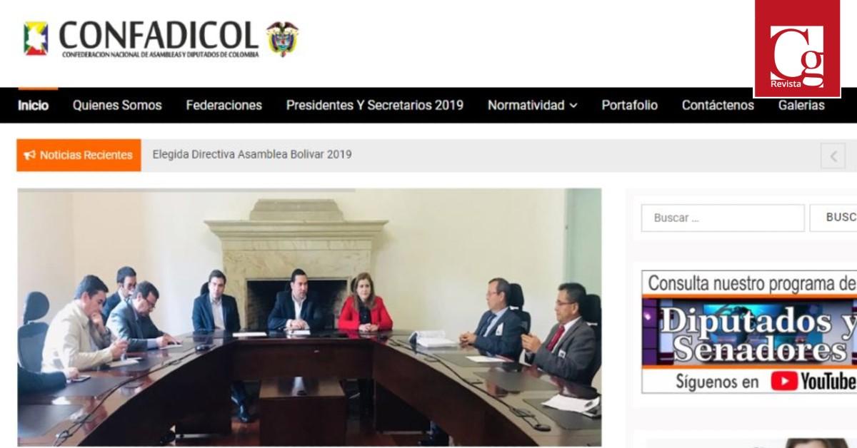 Confadicol eligió nuevo Consejo Directivo