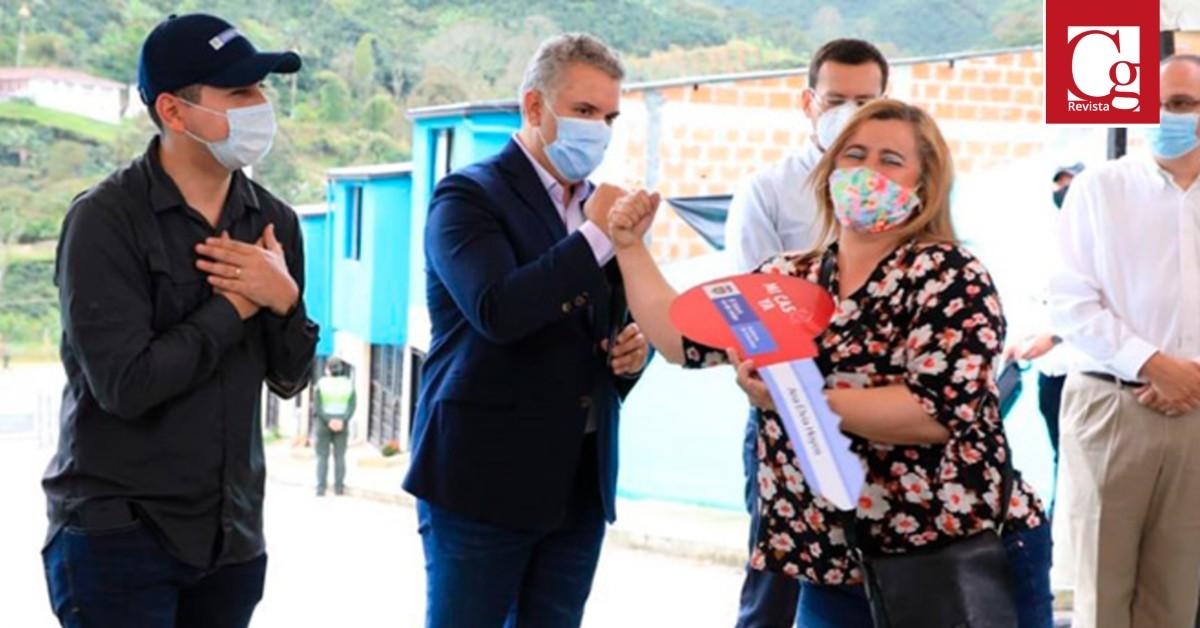 El ministro de Vivienda, Jonathan Malagón, también anunció inversiones en varios proyectos de acueducto